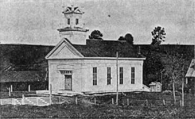 Dover 1st Baptist Church - 1920\'s