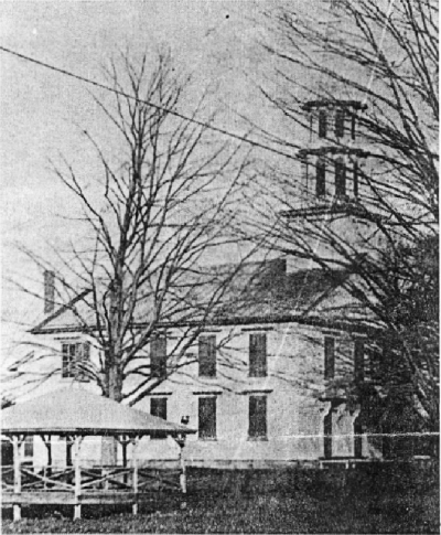 Dover 2nd Baptist Church - 1920\'s